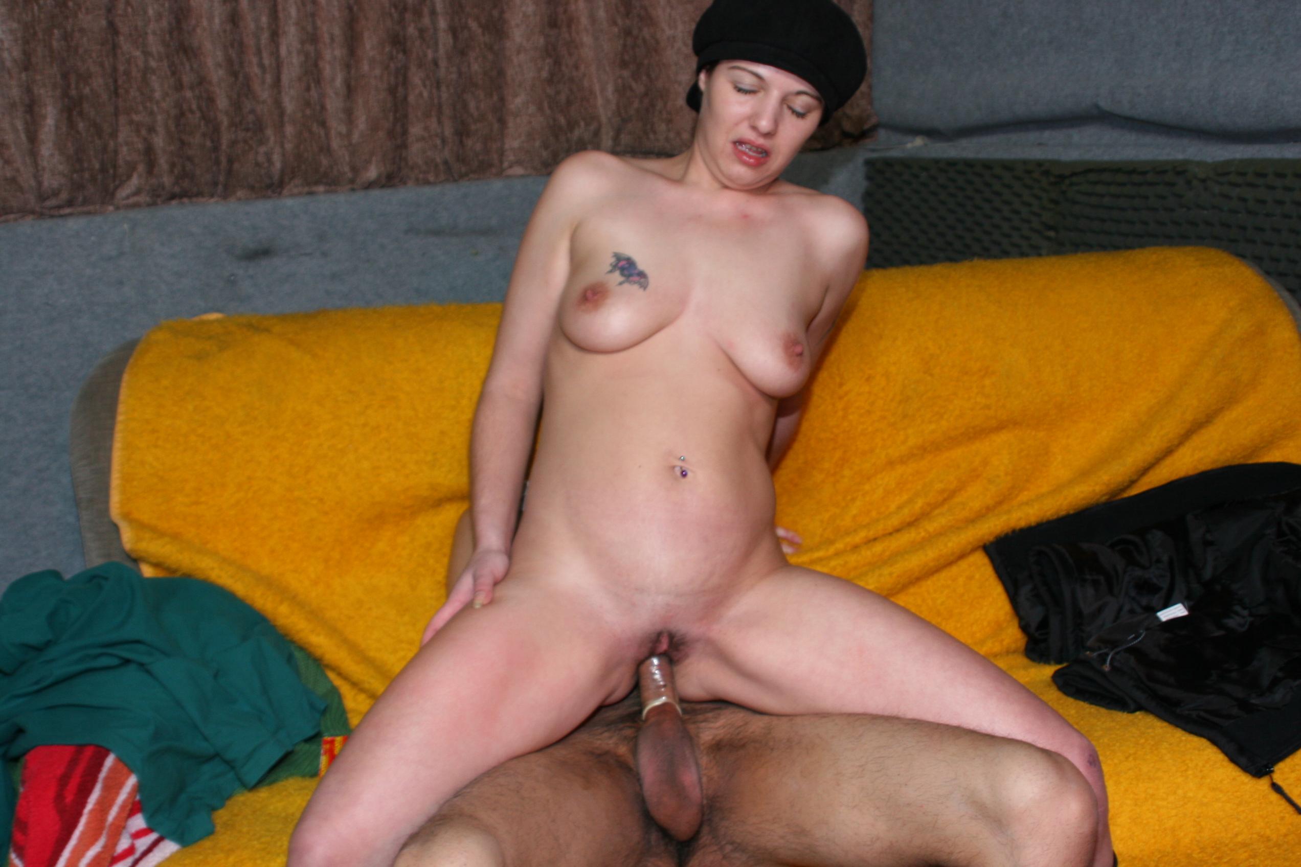 Dutch girls having anal sex