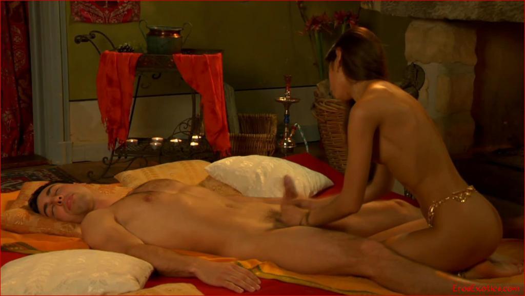 Erotic anal sex tutorial